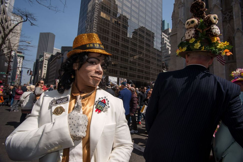 2016 Easter Parade and Easter Bonnet Festival, New York City