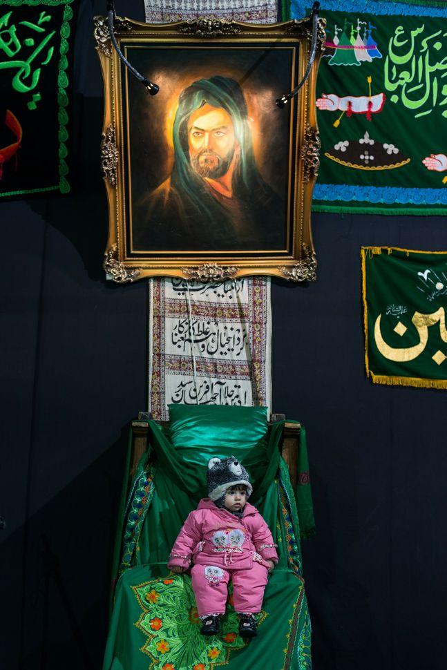 Ashura 2014 - Tehran, Iran