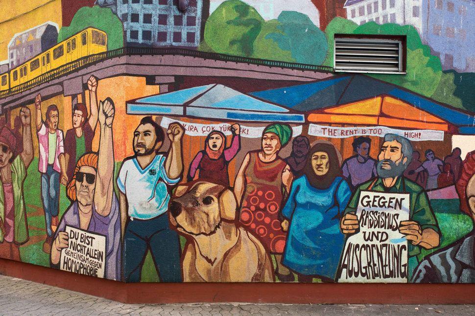 Berlin Wall(s) 2019