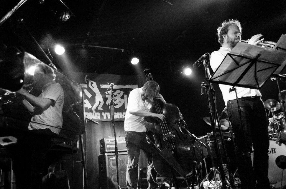 Norwegian jazz band MOTIF live in Beijing 2