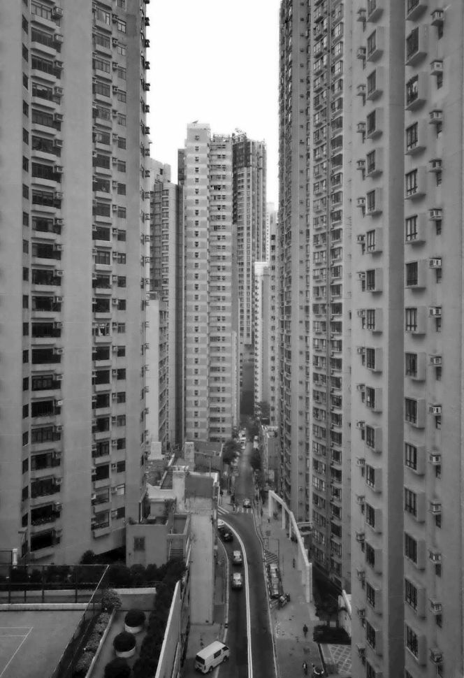 Hong Kong, Robinson Road