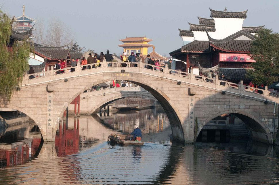 Minhang bridges, Shanghai
