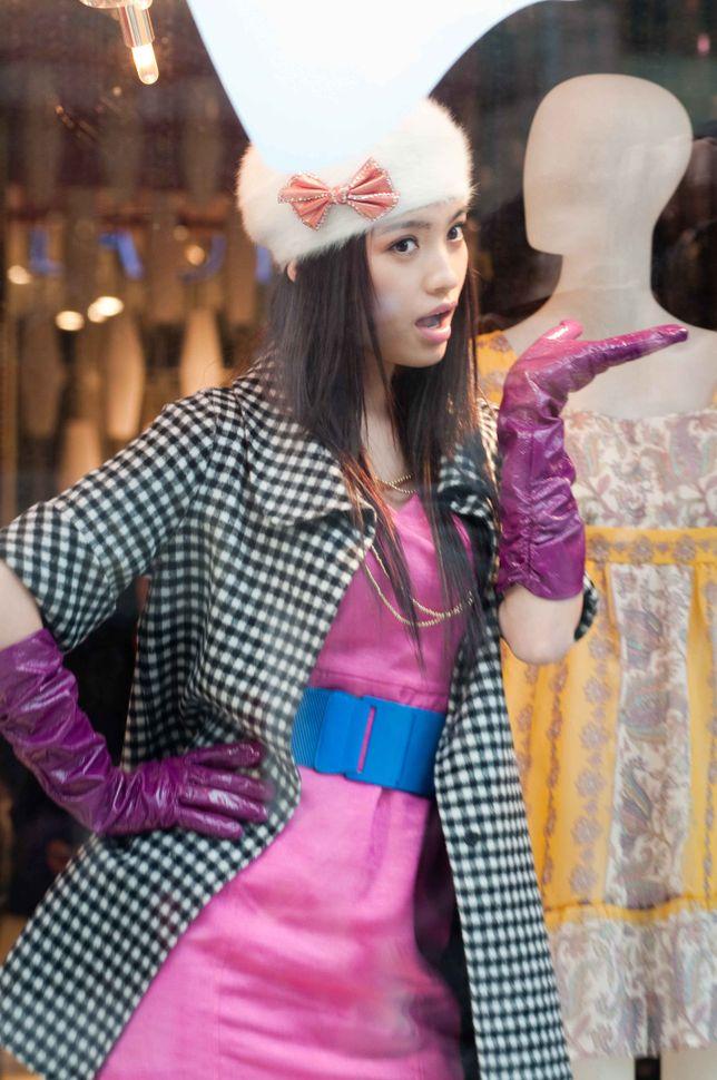 Modelling in Shanghai