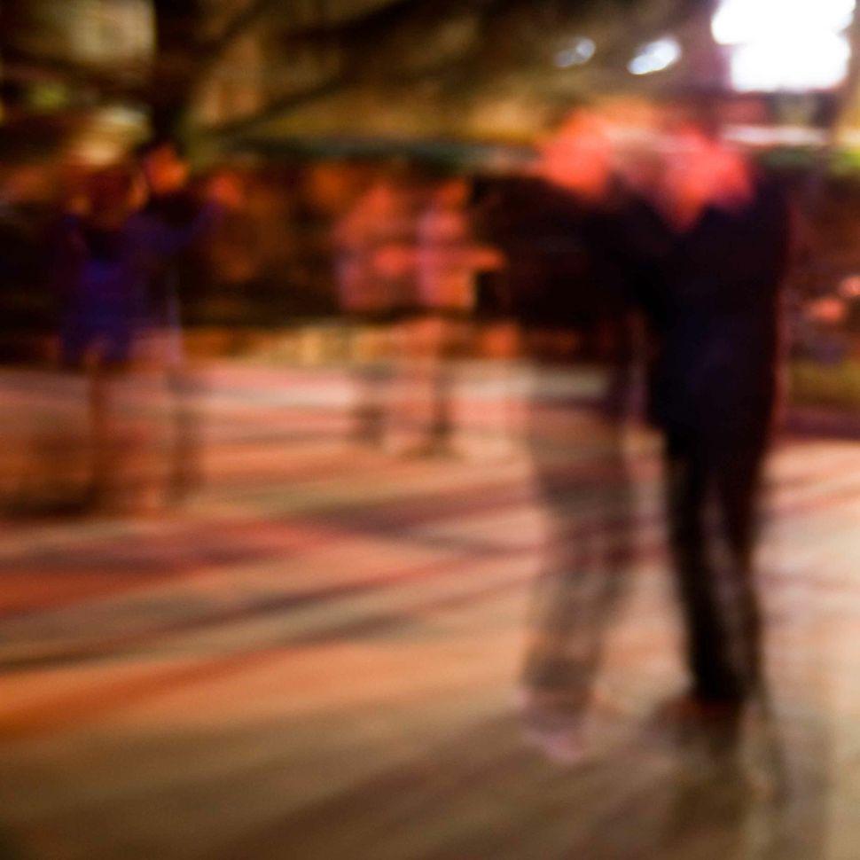 Night tango, Shanghai