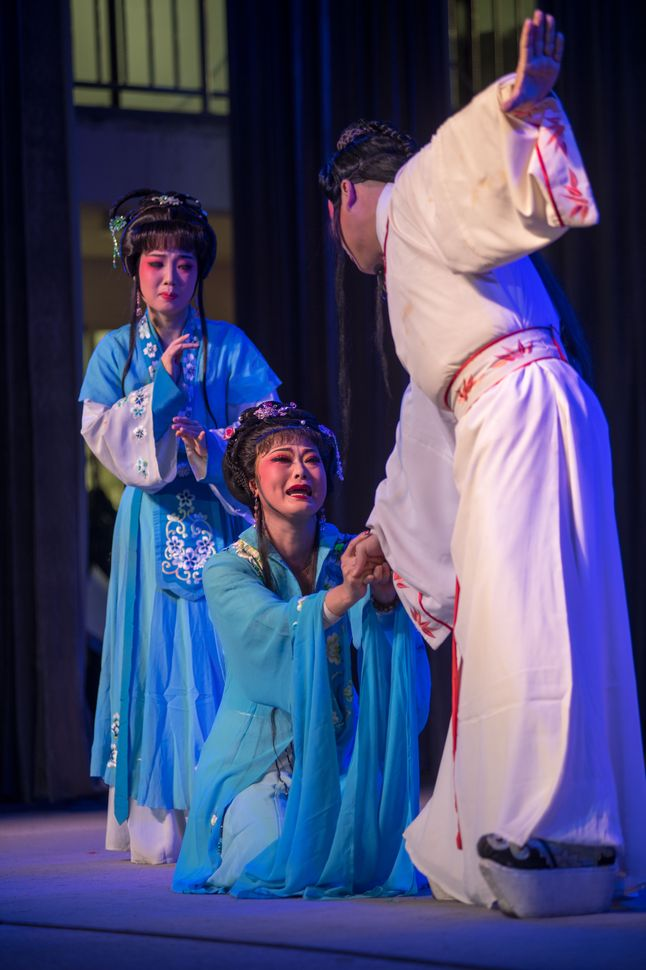Chinese opera, Xiahe, Fujian