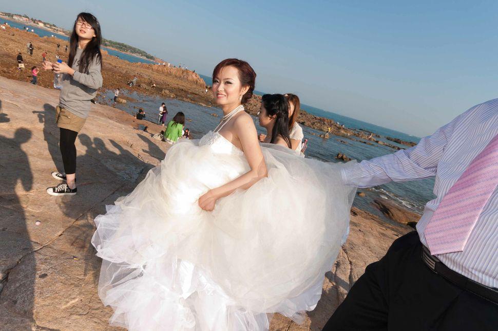 Badaguan, bride, Qingdao