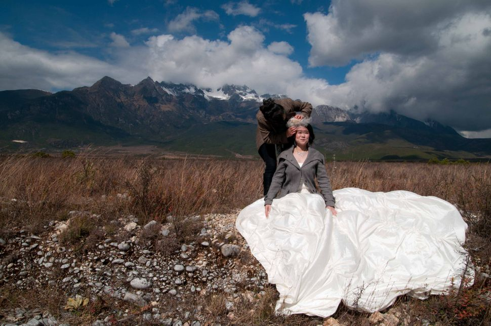 Bride 2, near Lijiang