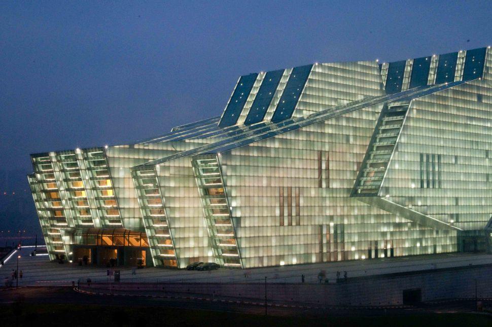 Chongqing Opera House 2