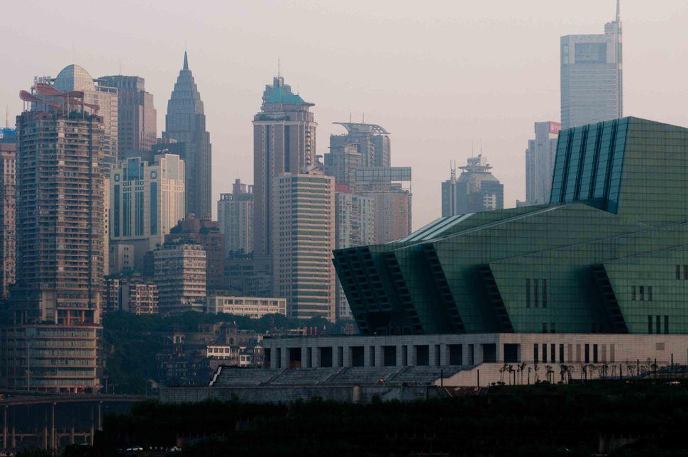 Chongqing Opera House 5