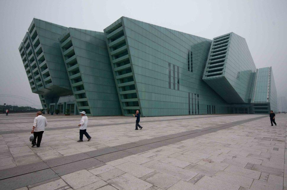 Chongqing Opera House 6