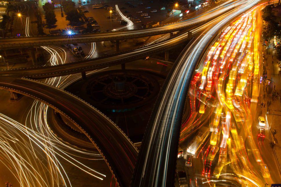 Traffic jam 4