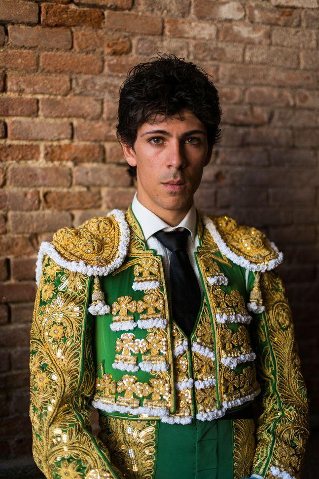 Diego Fernández - torero/bullfighter