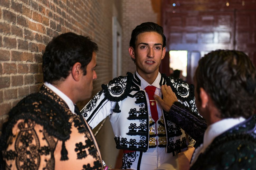 Jesus Duque - torero/bullfighter 2