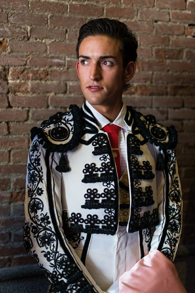 Jesus Duque - torero/bullfighter