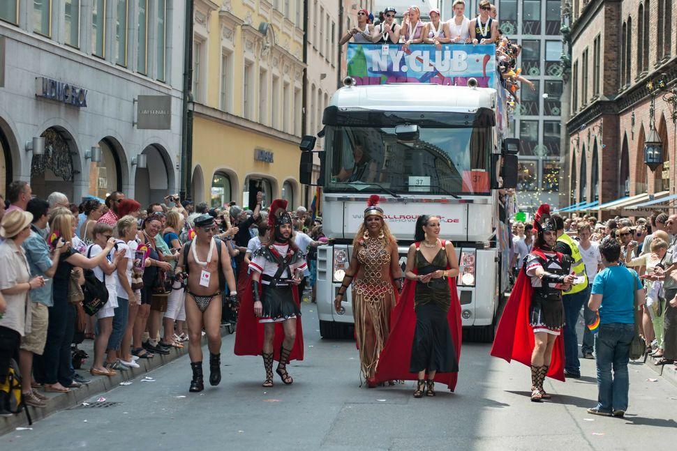 CSD Parade, Munich, 13.07.2013