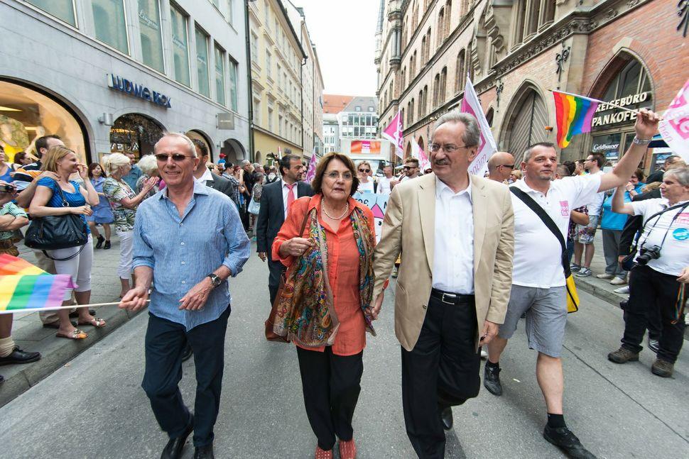 Munich Mayor Christian Ude 2