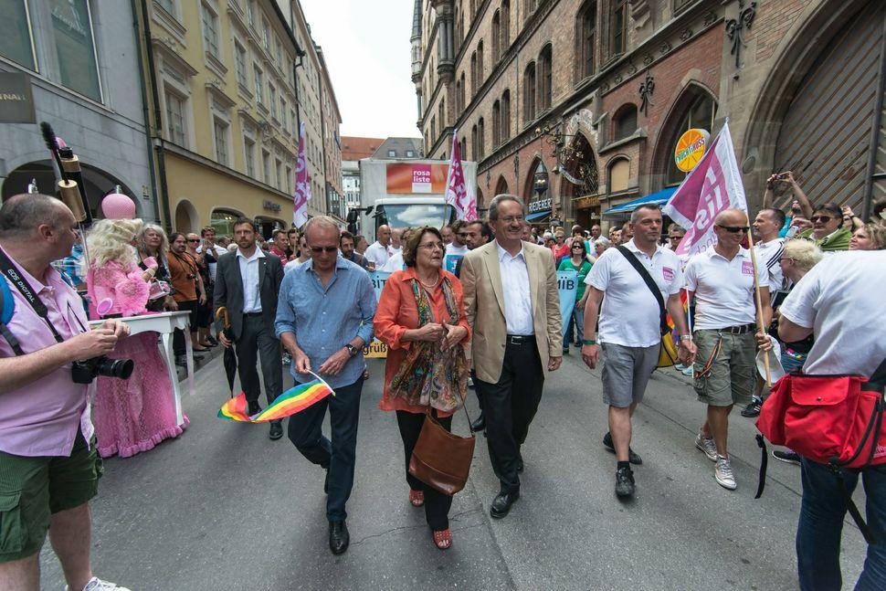 Munich Mayor Christian Ude
