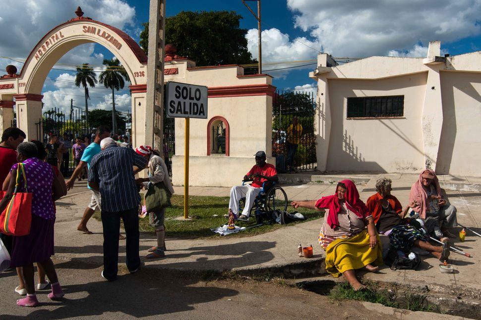 Cuba - Fiesta de San Lazaro