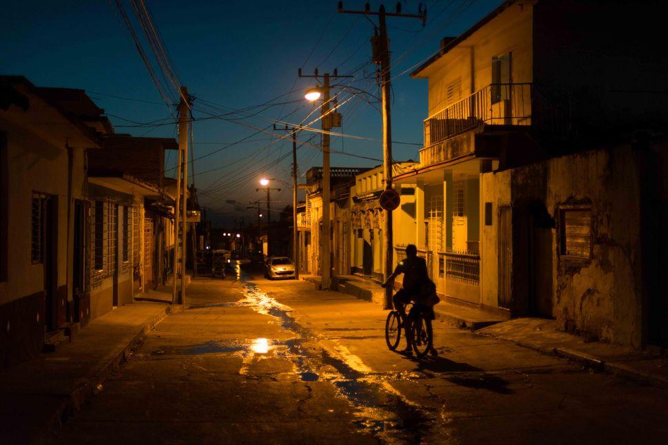 Evening mood, Cienfuegos