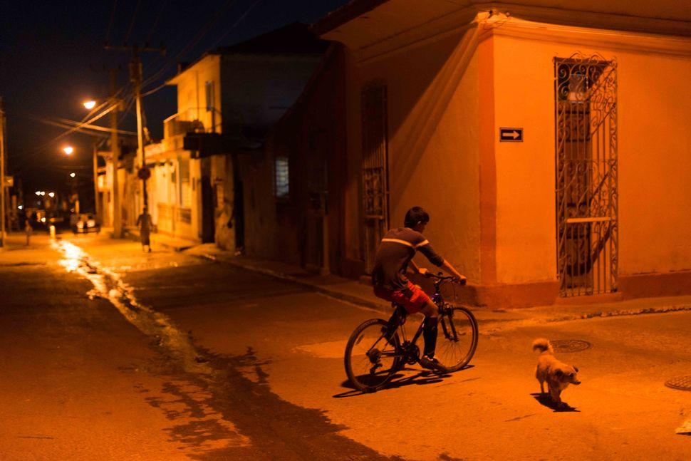 Evening mood, Cienfuegos, 2