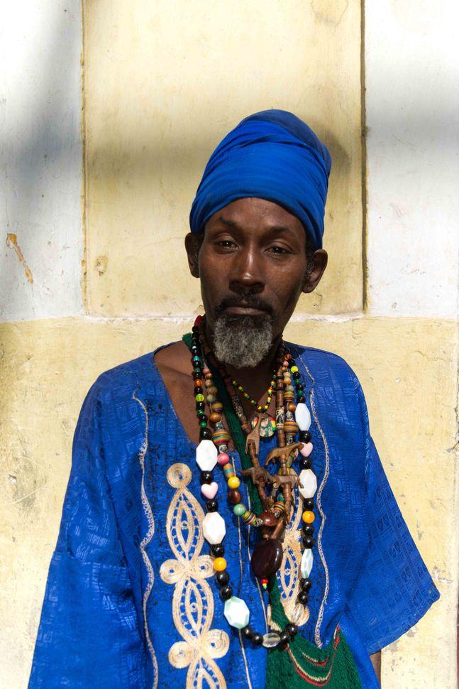 Havana Rastafarian, Lazaro, 2