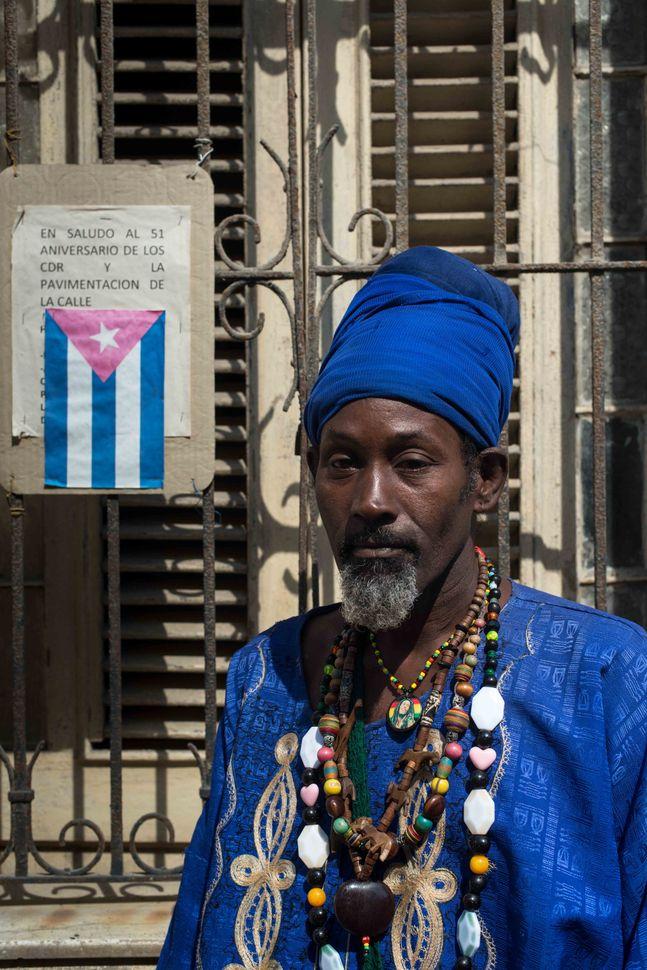 Havana Rastafarian, Lazaro