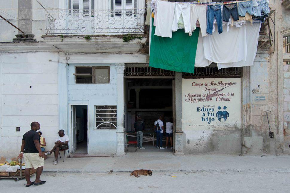 Havana shooting range
