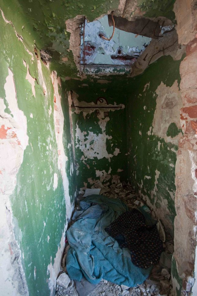 Sleeping corner (2)