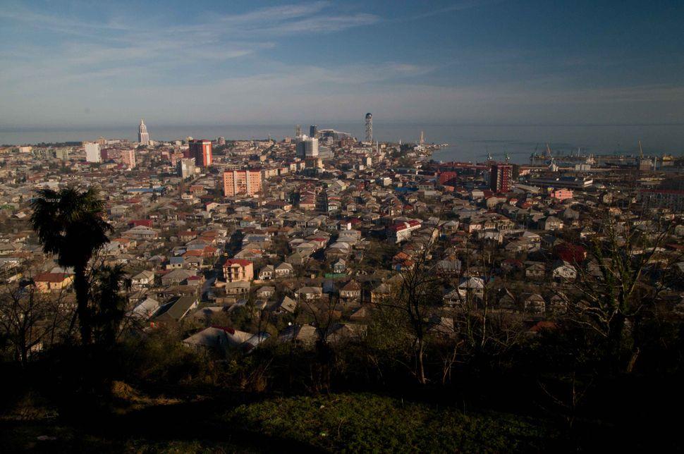 Batumi panorama 2