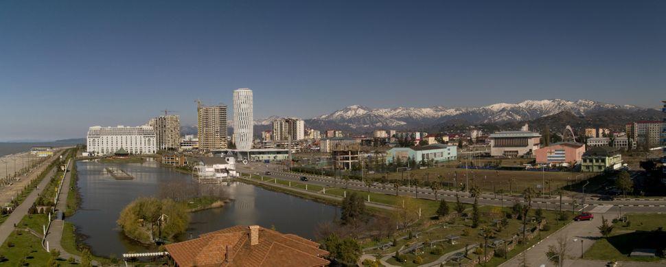 Batumi panorama