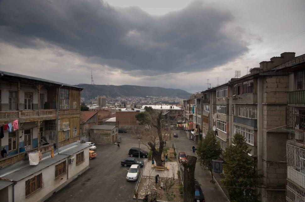 Inner courtyard, Tbilisi