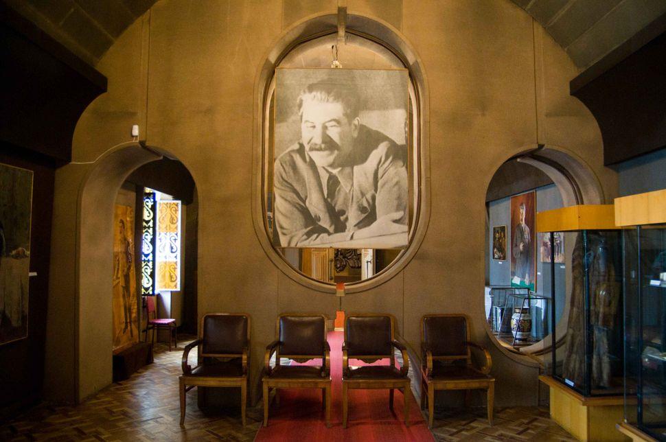 Stalin museum, Gori, interior 2