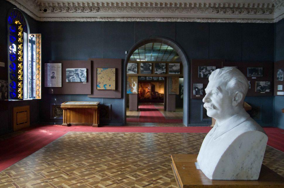 Stalin museum, Gori, interior