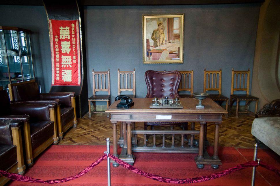 Stalin museum, Gori, study