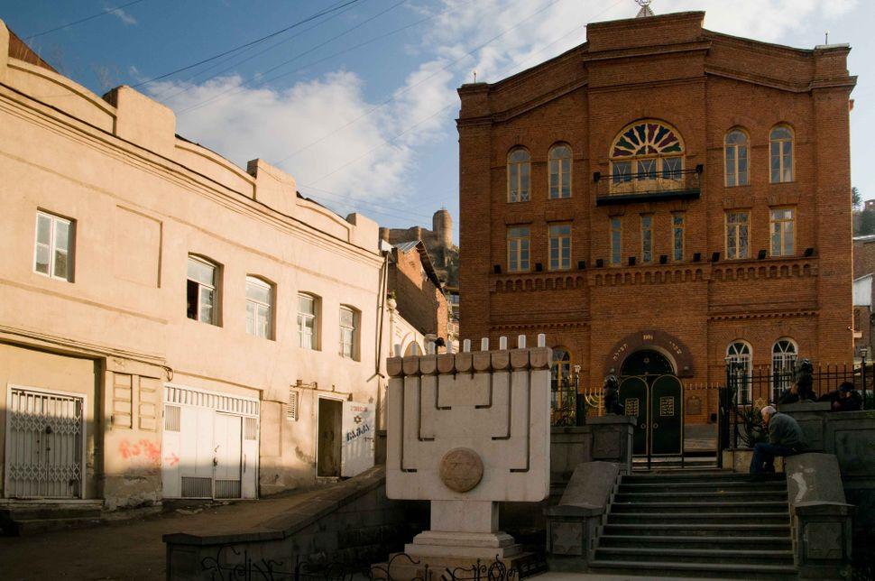 Tbilisi Ashkenazi synagogue