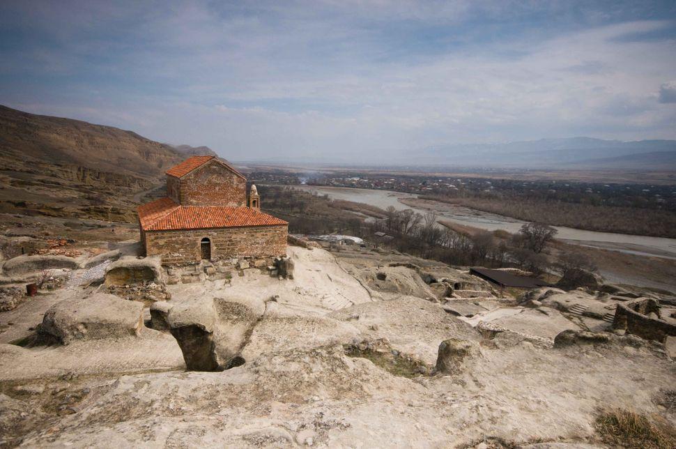 Uplistsikhe cave complex, near Gori 2