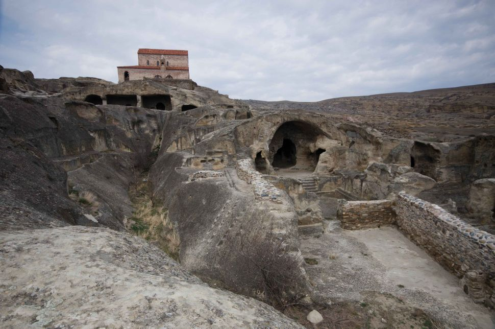Uplistsikhe cave complex, near Gori