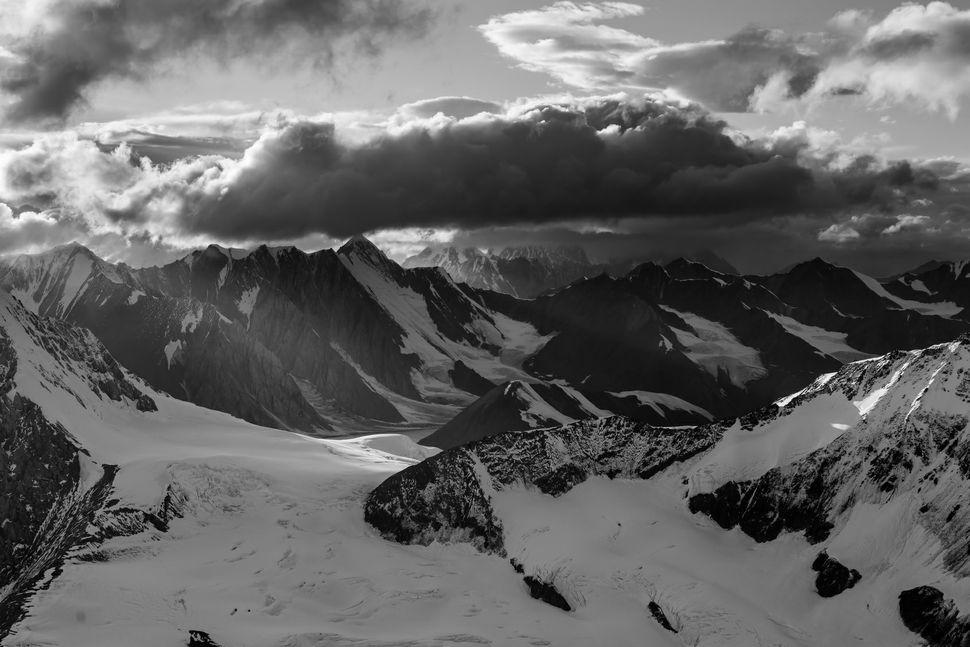 Glaciers (Yukon/Alaska)