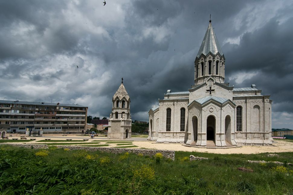 Holidays in Nowhere Lands: Nagorno-Karabakh