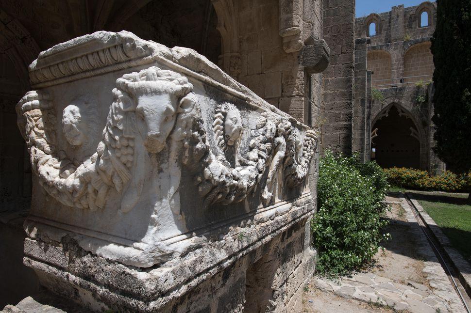 Bellapais sarcophagus