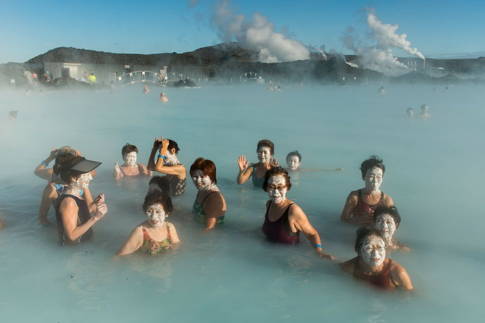 The Blue Lagoon - Japanese ladies 2