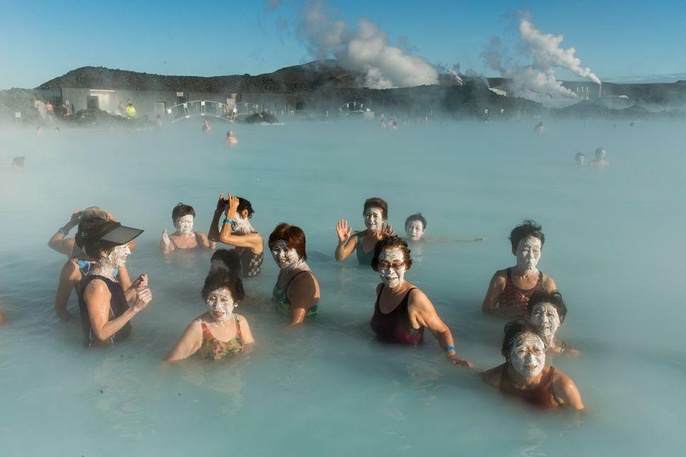 The Blue Lagoon - Japanese ladies 2