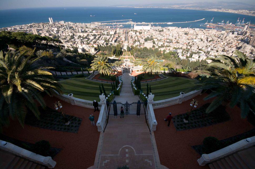 Baha'i Gardens, Haifa, 2