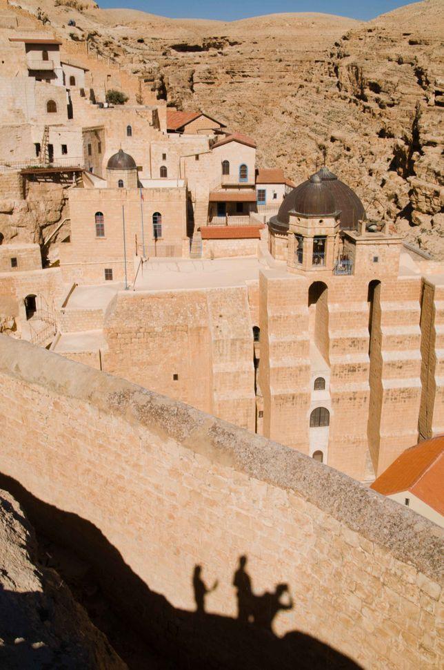 St. Savus Monastery (Mar Saba) 2