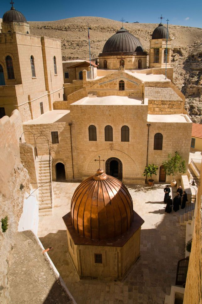 St. Savus Monastery (Mar Saba)