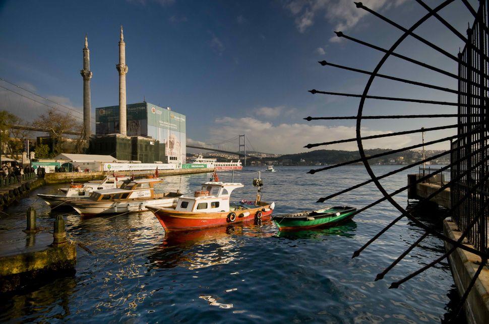 Ortaköy marina