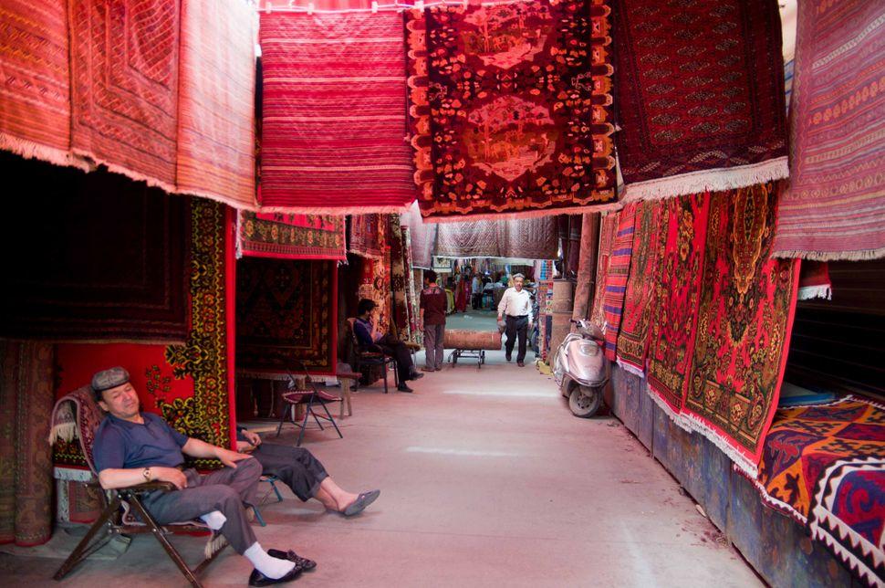 Kashgar Bazaar 2