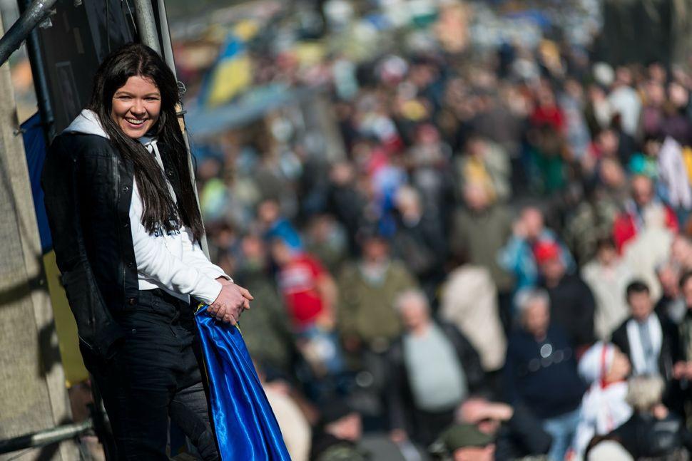 33 - Ruslana on stage
