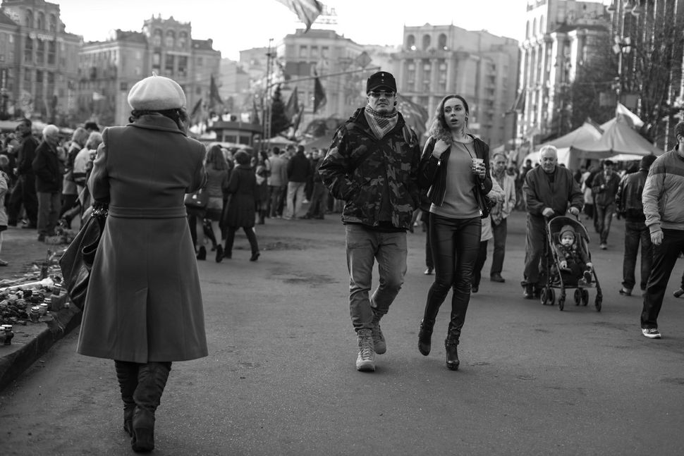 51 - Couple on Maidan