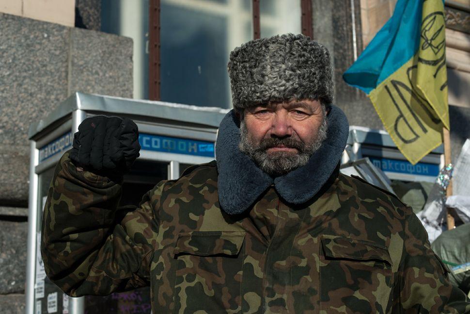 Kiev Euromaidan 2014